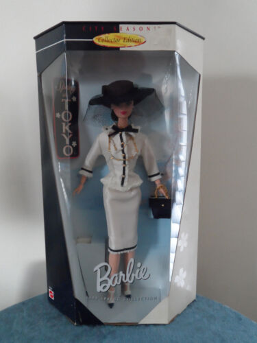 Barbie 1999 Spring Collection City Seasons Collection Edition Spring In Tokyo