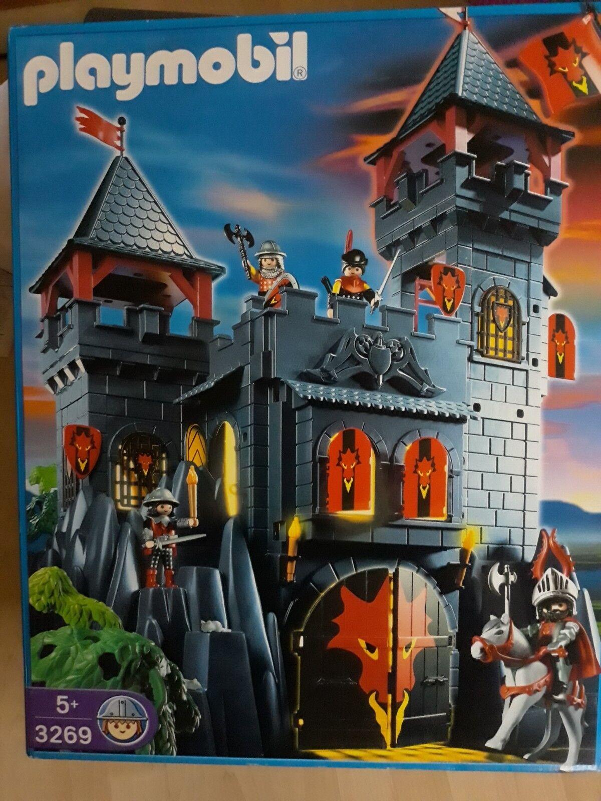 Drachenfestung 3269 Playmobil Playmobil Playmobil    Große Auswahl  8825d1