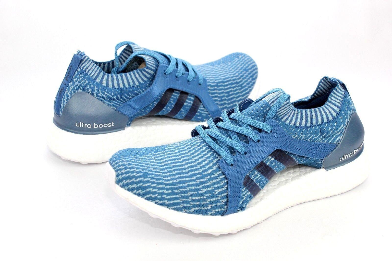 Adidas Ultraboost X Parley Womens Running Shoes Blue Size 9.5 US NIB BB1978