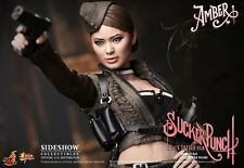 SUCKER PUNCH~AMBER / JAMIE CHUNG~SIXTH SCALE FIGURE~HOT TOYS~MIB