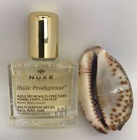 Nuxe Huile Prodigieuse Multi Purpose Dry Oil .33oz/10ml Travel Size
