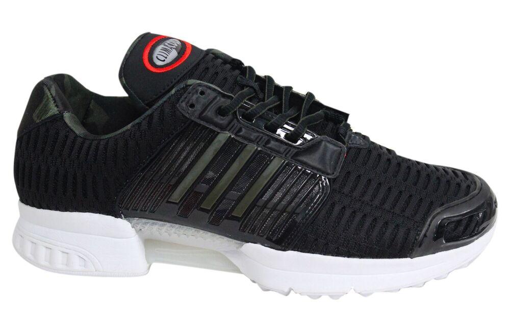 Adidas Originaux Climacool 1 Lacet Textile Noir Baskets Hommes BA7177 U16