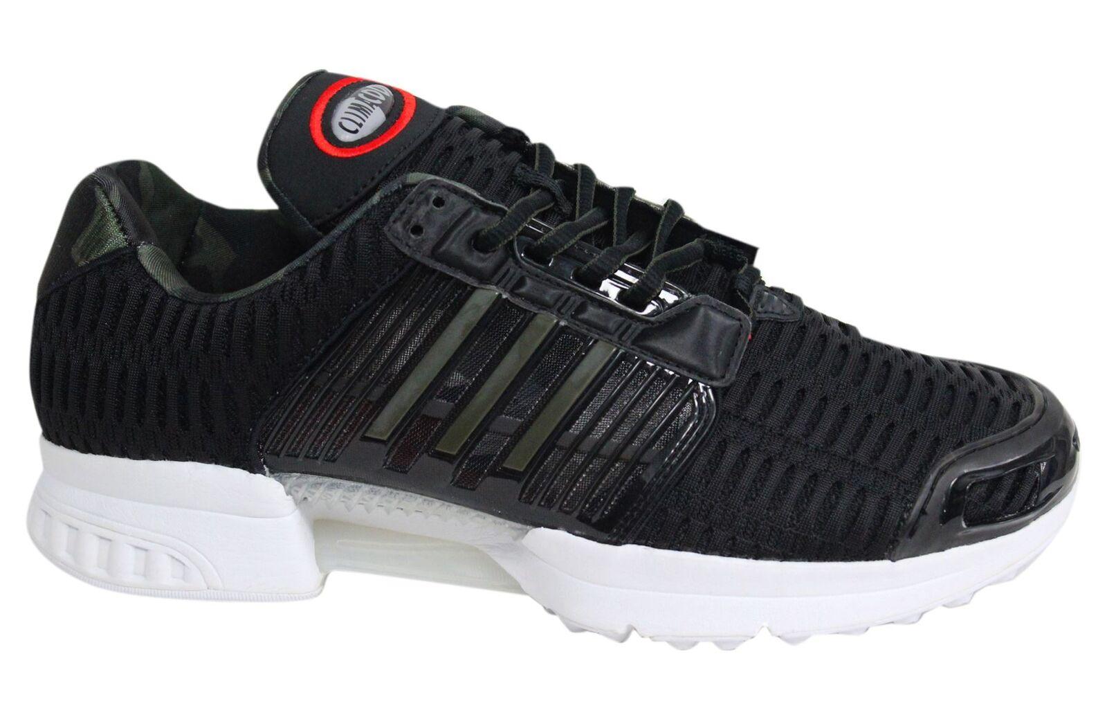 Adidas Originali Climacool 1 con Lacci Tessuto Nero Scarpe Sportive Uomo BA7177