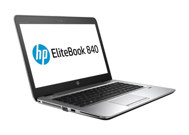 "New! HP EliteBook 840 G3 - 14"" - Core i5 6200U - 8 GB RAM - 256 GB SSD - T6F46UT"