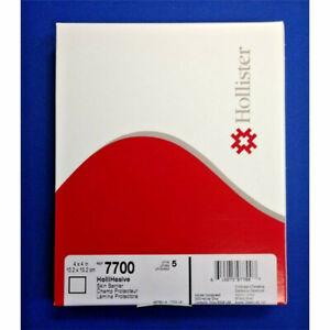HOLLISTER-7700-Ostomy-Skin-Barrier-4-039-039-x-4-039-039-5-ct-Total