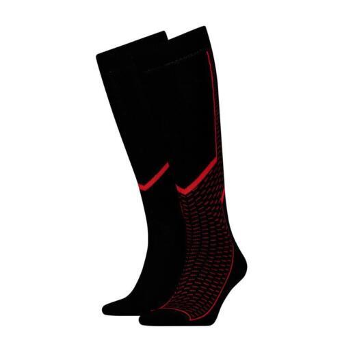 Head Unisex Ski Sport Graphic Kneehigh 2 Pack Black Chinese Red NEU