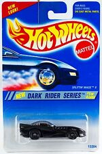 Hot Wheels No. 297 Dark Rider Series #1 Splittin' Image II 6 SP's New 1995