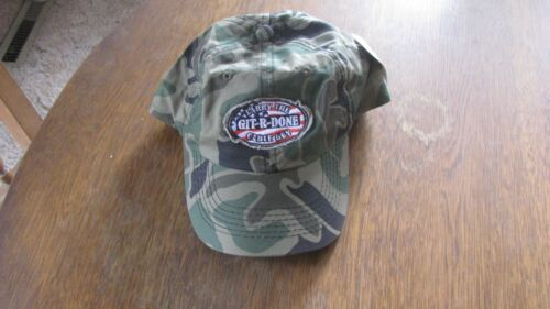 """larry the cable guy /""""git r done/"""" cap new with tags free shipping"""