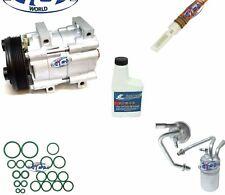 New AC A//C Compressor Kit Fits:1996-2004 Ford Mustang V6 3.8L /& 3.9L 1 Yr Wty