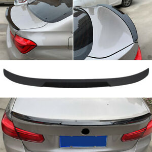 Rear-Trunk-Spoiler-Wing-Gloss-Black-for-BMW-3-Series-F30-F80-V-Style-2012-2018