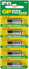 gp Ultra A23 12V Alkaline 23A High Voltage Cell Car Remote Battery 5pcs