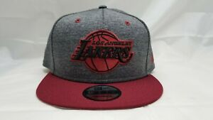 NEW-ERA-9FIFTY-SNAPBACK-HAT-NBA-LOS-ANGELES-LAKERS