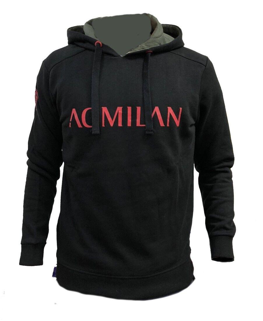 Felpa Milan Con 28215 Cappuccio Adulto  PS 28215 Con Ragazzo d234d5