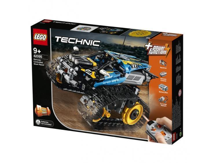 Lego 42095 Technic RC stuntracer NEUF