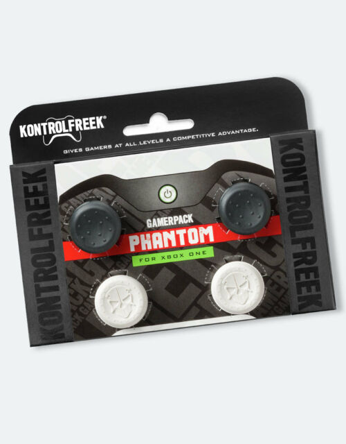 KontrolFreek GamerPack Phantom fits Xbox One Controllers for Call of Duty
