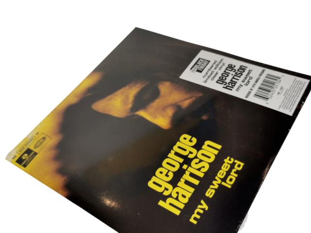 "GEORGE HARRISON My Sweet Lord Isn't It A Pity EP 7"" Vinyl  Black Friday 2020"