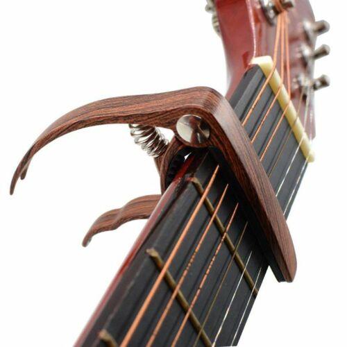 Capo Gitarre-fuer 6-String Akustische und E-Gitarre Zink-Legierung-Trigger C G6Y