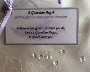 Guardian angel keepsake easter gift for granny grandma nanny nan image is loading guardian angel keepsake easter gift for granny grandma negle Images