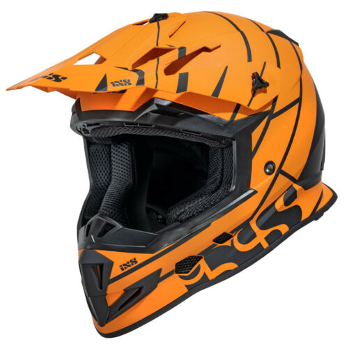IXS motocrosshelm ixs361 2.2 Crosshelm casque moto enduro motocross casque