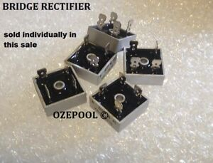 Bridge-Rectifier-TO-FIT-Zodiac-B-amp-C-series-Clearwater-Chlorinators-one-only