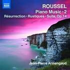 Klaviermusik Vol.2 von Jean-Pierre Armengaud (2016)