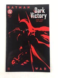 Batman-Dark-Victory-1-of-13-Dec-1999-Graphic-Novel-Comic-Book-DC-Comics