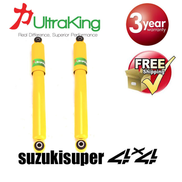 2 Rear Heavy Duty Ford Territory SX SY 2WD GT Gas Shock Absorbers