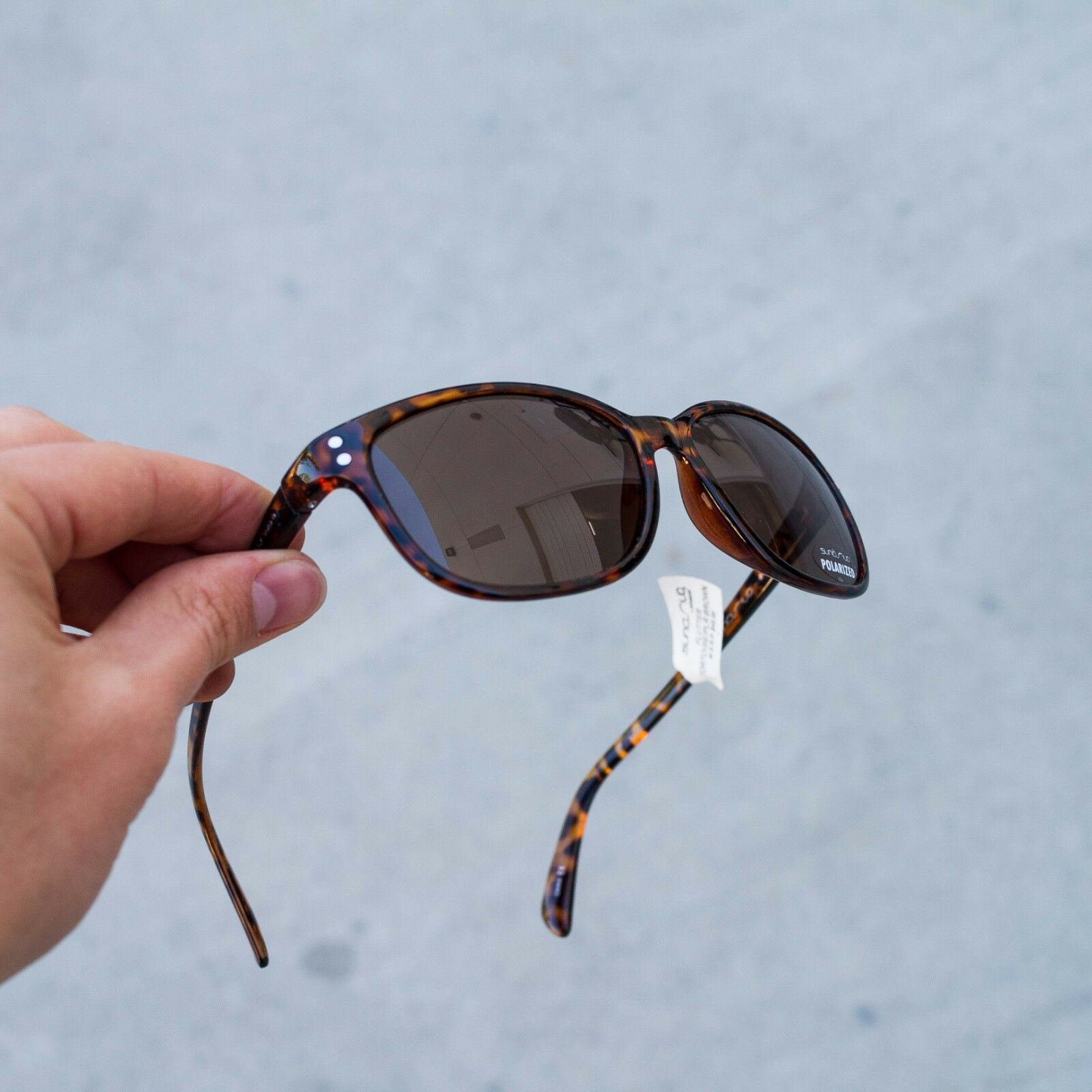Suncloud Polarized Sunglassed Tiger Print