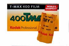 Kodak TMAX 400 120 Black and White Film - SINGLE 120 Film