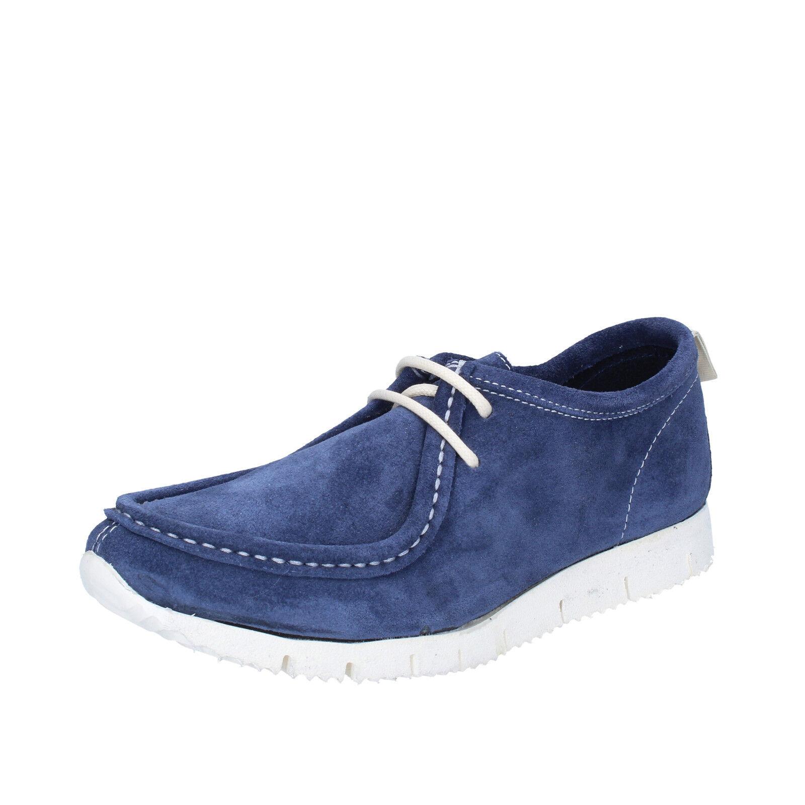 Scarpe donna KEP'S blu 37 EU scarpe da ginnastica blu KEP'S camoscio BY463-37 d84a64
