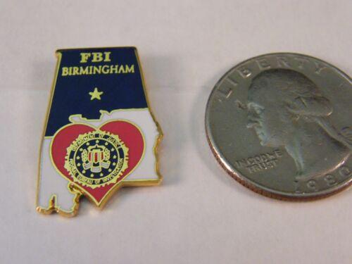 FBI BIRMINGHAM DIVISION PIN