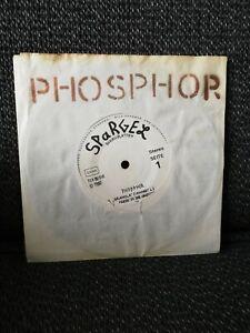 PHOSPHOR-7-034-Single-1980-GERMAN-PUNK-MONSTER-kbd-deutschpunk-cretins-gigantor