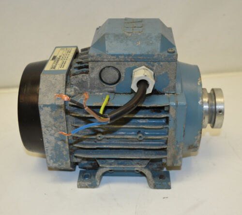 ABB Fenner M2VA71A-4 3-Ph 0.3-kW 1690-RPM AC Motor IP55 3GVA072001-ASA IEC34
