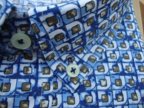 TODAYS Homme 600 chemise en coton à manches courtes 3XL 4XL 5XL 6XL