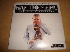 HAFTBEFEHL - Azzlack Kommandant  (JUICE EXCLUSIVE EP)