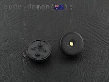 Mini Piezo Buzzer 30V 22mm 4000Hz (x2) Breadboard Ready - Arduino / AVR / PIC