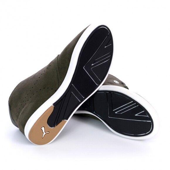 PUMA ALWYN metà MINI EDITION PELLE ORIGINALE Sneakers Scarpe da Ginnastica TGL