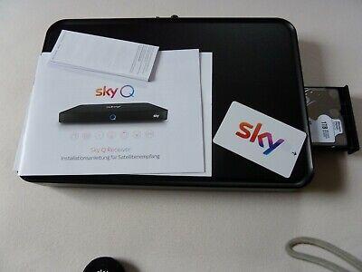 Sky Schnellstart Mit Festplatte