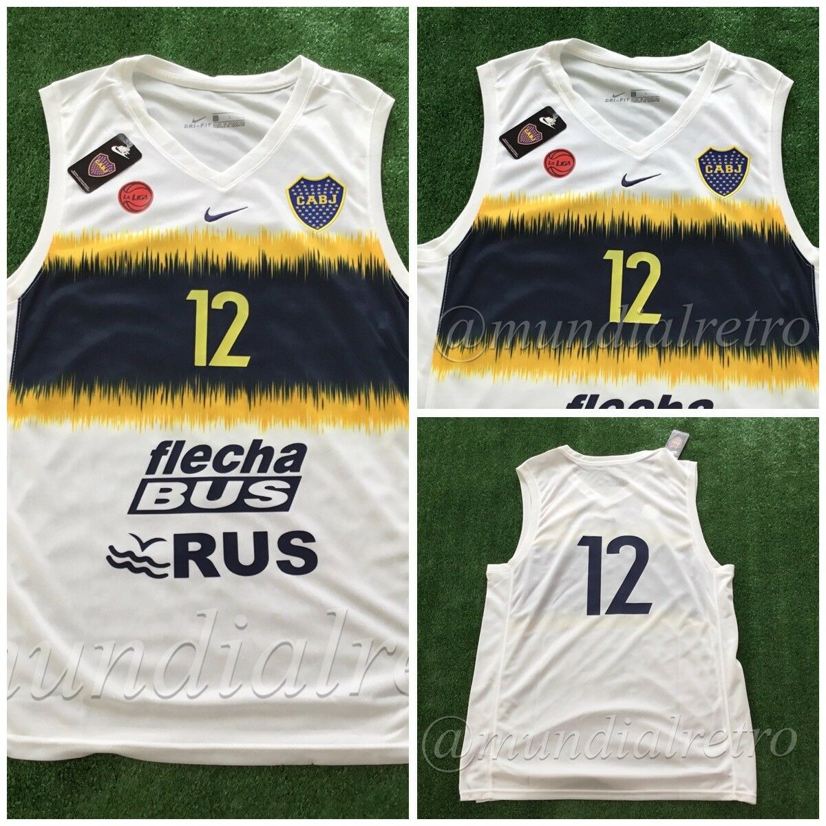 Boca Juniors Basketball jerseys camisetas