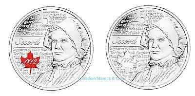 13234 2013 /'Laura Secord Heroes of 1812/' Proof $4 Silver Coin .9999 Fine