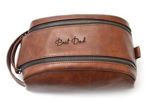pre order super cheap buying cheap Mens toiletry bag, wash bag, personalised wash bag, mens dopp kit ...