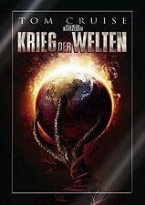 Krieg der Welten STEELBOOK von Steven Spielberg mit Tom Cruise, Tim Robbins NEU