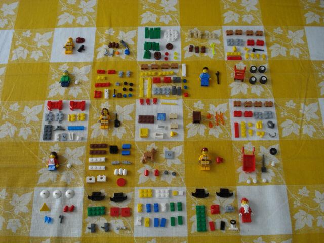 Lego Advent Calendar 2012, City 4428-1