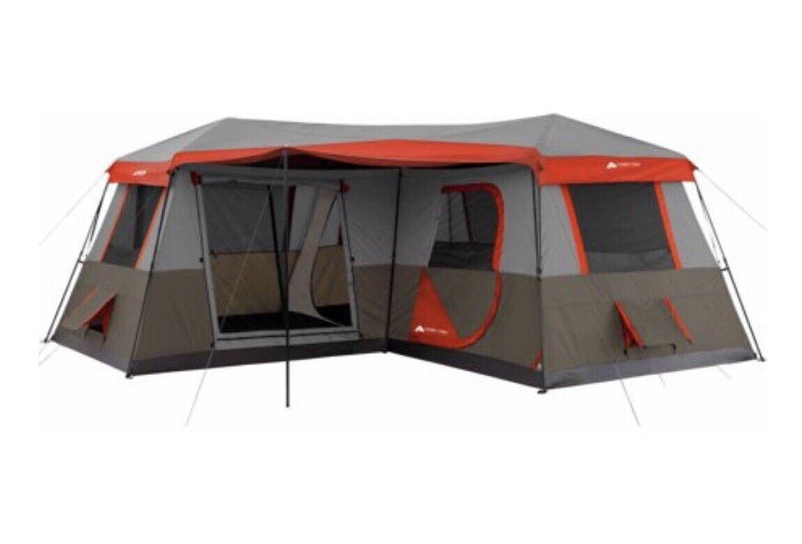 Ozark Trail Instant Cabin 12-Person Zelt