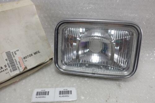 Yamaha RXS RXK RXZ RX115 RX135 L2 Super Headlight Lens Rim NOS Genuine