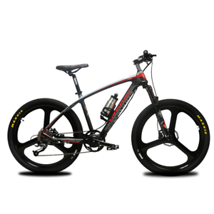 Electric-Bike-26-034-S600-400W-36V-Carbon-Fibre-Electric-Mountain-Bike-Moped-Bike
