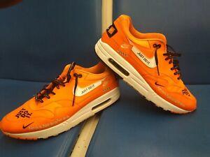 air max 1 naranja