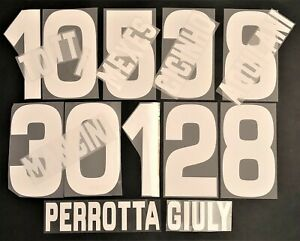 NOME-NUMERO-UFFICIALE-AS-ROMA-HOME-2007-2009-official-nameset
