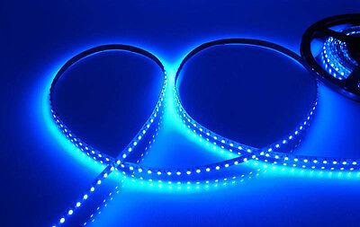 SaltWater Aquarium Reef 440nm Actinic BLUE Light LED Strip 250 Lms/Ft Moon Lunar