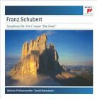 """Franz Schubert: Symphony No. 9 in C major """"The Great"""" (CD, Jul-2010, Sony Classical)"""